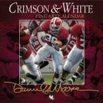 Daniel Moore Calendar 2010 Crimson and White