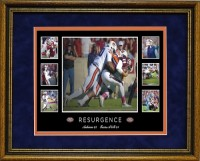 Resurgence framed without coin