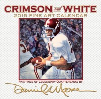 2015 crimson white calendar front