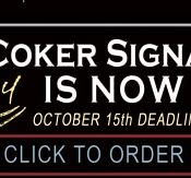 Jake Coker signature upgrade